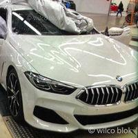Filtrado el futuro BMW Serie 8 de producción: así luce en sus primeras imágenes