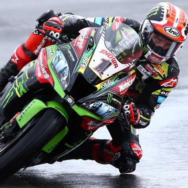 La Kawasaki Ninja ZX-10RR pudo correr una carrera de MotoGP como wildcard pero Dorna se lo impidió