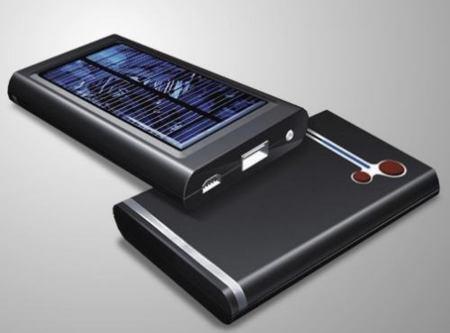 iPower SX, cargador solar