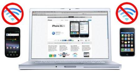 Verizon y AT&T podrían estar combatiendo el tethering en Android e IOS