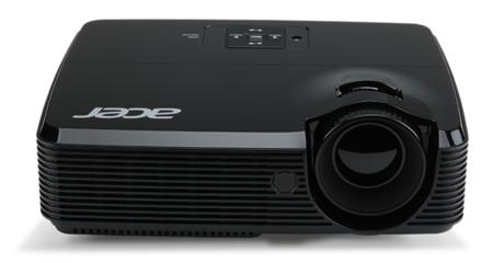 Acer P1223, compañero de trabajo con gran brillo