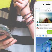 De por qué Kik hace algo más que pisarle los talones a Snapchat entre los adolescentes