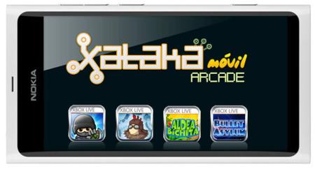Granadas, pollos, hormigas y naves, Xataka Móvil Arcade Edición Windows Phone (I)