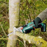 Ofertas de Amazon en herramientas para hogar y jardín: sierras para podar, brocas o lijadoras  Bosch, Black & Decker o Einhell
