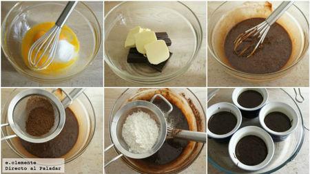 como preparar pastel de chocolate