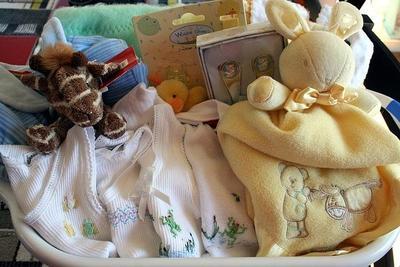 ¿Qué llevar al hospital? La canastilla básica del recién nacido
