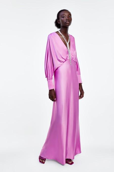 Vestidos Largos Satinados
