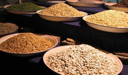 Agrega nuevas semillas a tu dieta