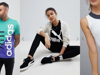 """20% de descuento en looks """"Street"""" en Asos: marcas como Nike, Puma, Adidas o Vans incluidas"""