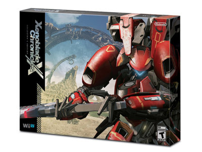 Xenoblade Chronicles X Special Edition vuelve a estar disponible en Amazon USA