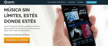 Napster renace en Europa