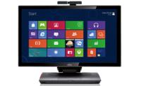 Fujitsu Esprimo y Futro, sus all in one multitáctil para el entorno profesional