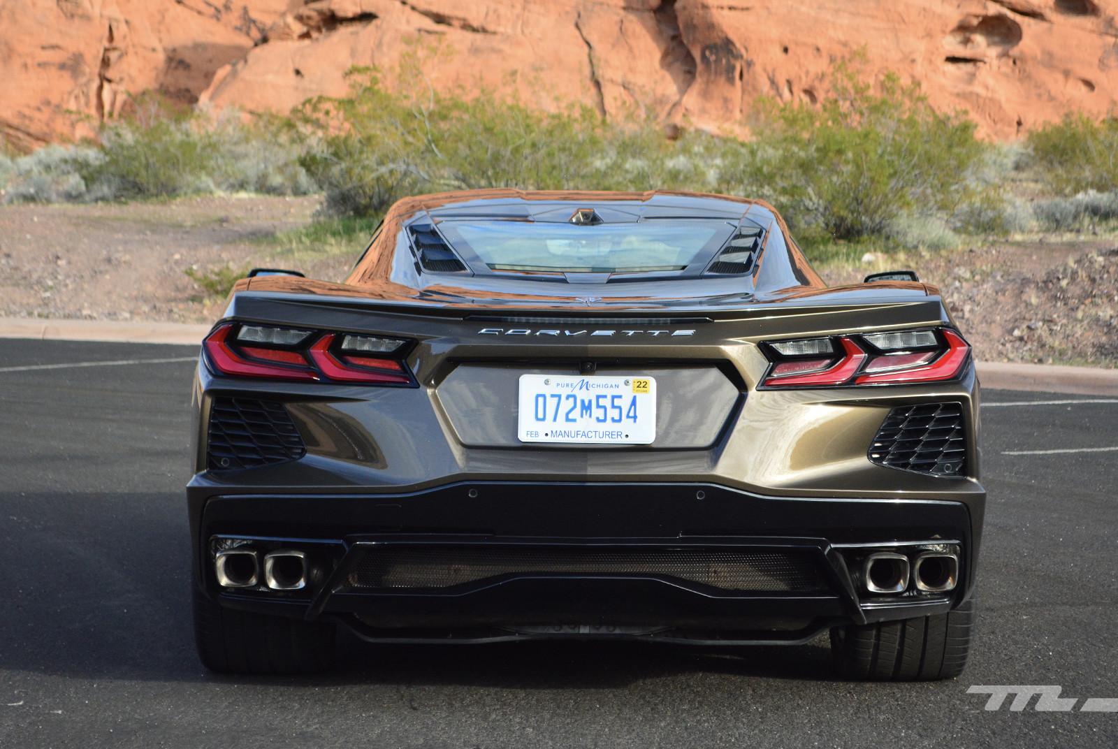 Foto de Chevrolet Corvette 2020 (prueba) (18/73)