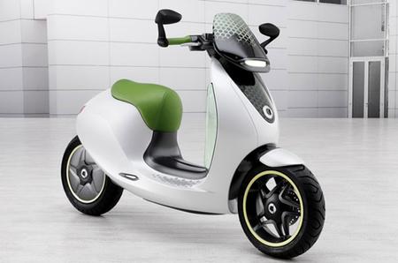 Smart lanzará su eScooter en 2014