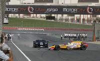 ¡Por Alá! Fórmula 1 estampado en Dubai