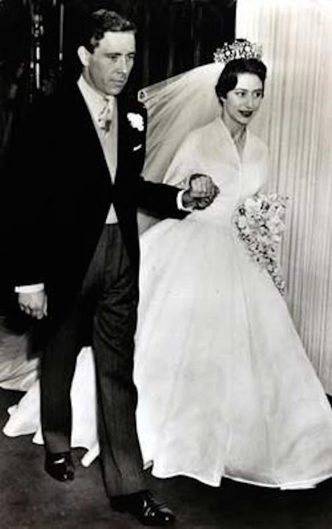 Wedding Dress Of Princess Margaret