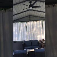 ¿Te imaginas que tu ventilador de techo saliese volando en pleno uso? Eso está pasando en EEUU
