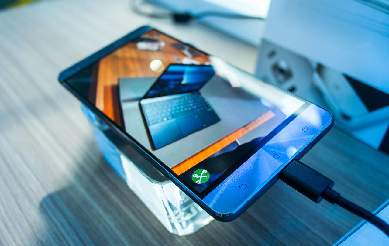 Foto de Toma de contacto con los ASUS Zenfone 3, Deluxe y Ultra (6/9)