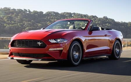 Ford Mustang Coupe Mas Vendido Del Mundo 1