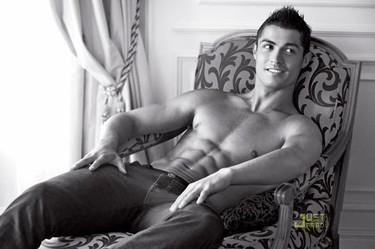 Cristiano Ronaldo repite con Armani Underwear