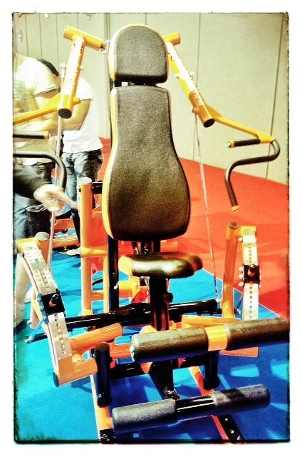 Foto de FIBO 2013: nuevo equipamiento para el gimnasio (1/24)