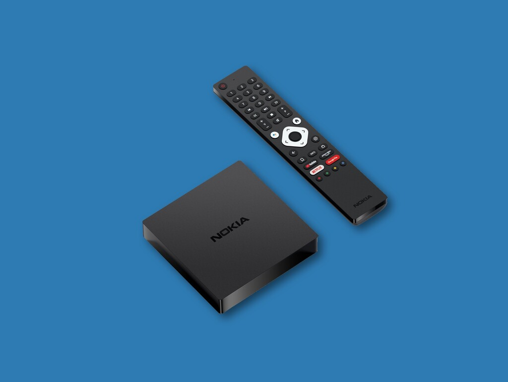 Nokia Streaming Box 8000, un mas reciente reproductor multimedia con Android-OS TV 10 y 4K que viene a Europa por carencia de cien euros