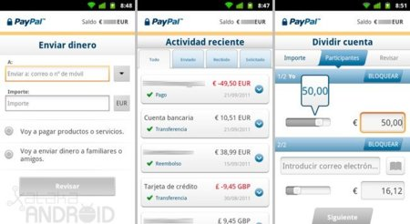PayPal 3.0 para Android