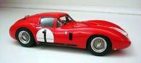Malditos: Maserati 450 S Coupé Costin Zagato