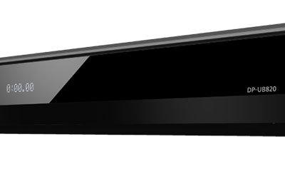 Panasonic renueva su gama de reproductores Blu-ray UHD con 4 nuevos modelos