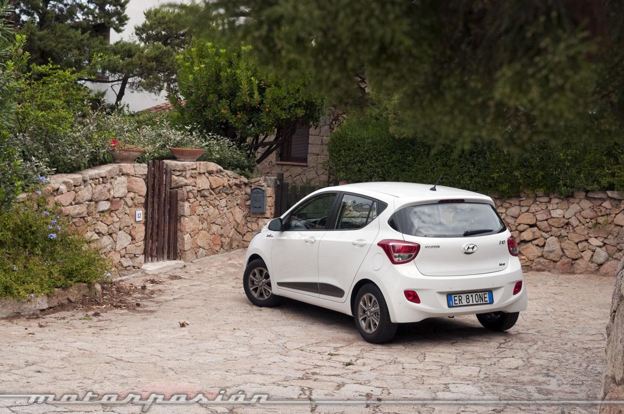 Foto de Hyundai i10 2013 (presentación) (9/28)
