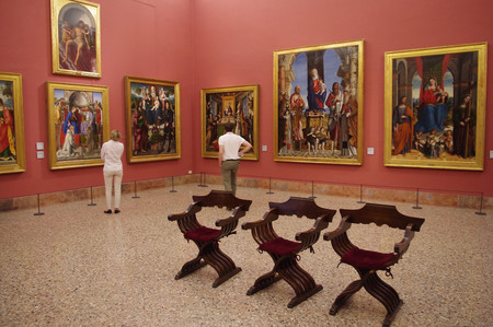 Pinacoteca Brera Milán