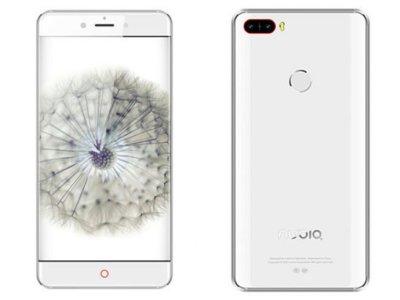 """Nubia Z11, la renovación del smartphone """"sin marcos"""" de ZTE se muestra sin camuflaje en un render filtrado"""