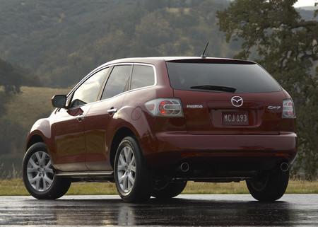 Mazda Cx 7 2007 1600 0d