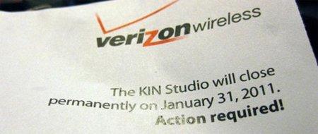 KIN Studio muere en el más absoluto de los olvidos y pasa el testigo a Windows Phone 7