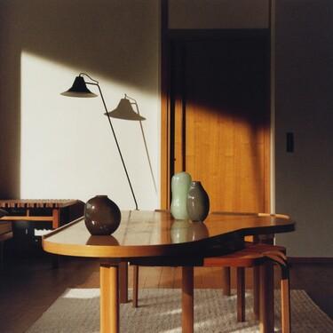 La nueva colección de otoño de Zara Home presentada en un escenario de lujo, una casa Alvar Aalto icono de la arquitectura moderna