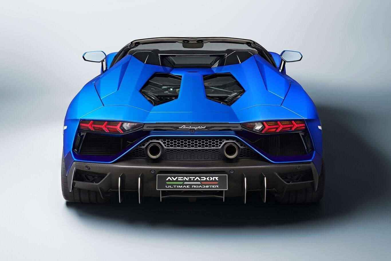 Foto de Lamborghini Aventador LP780-4 Ultimae (15/18)