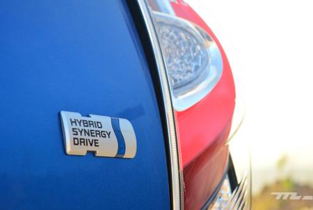 Toyota Prius C 8