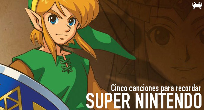 Cinco canciones para recordar la Super Nintendo