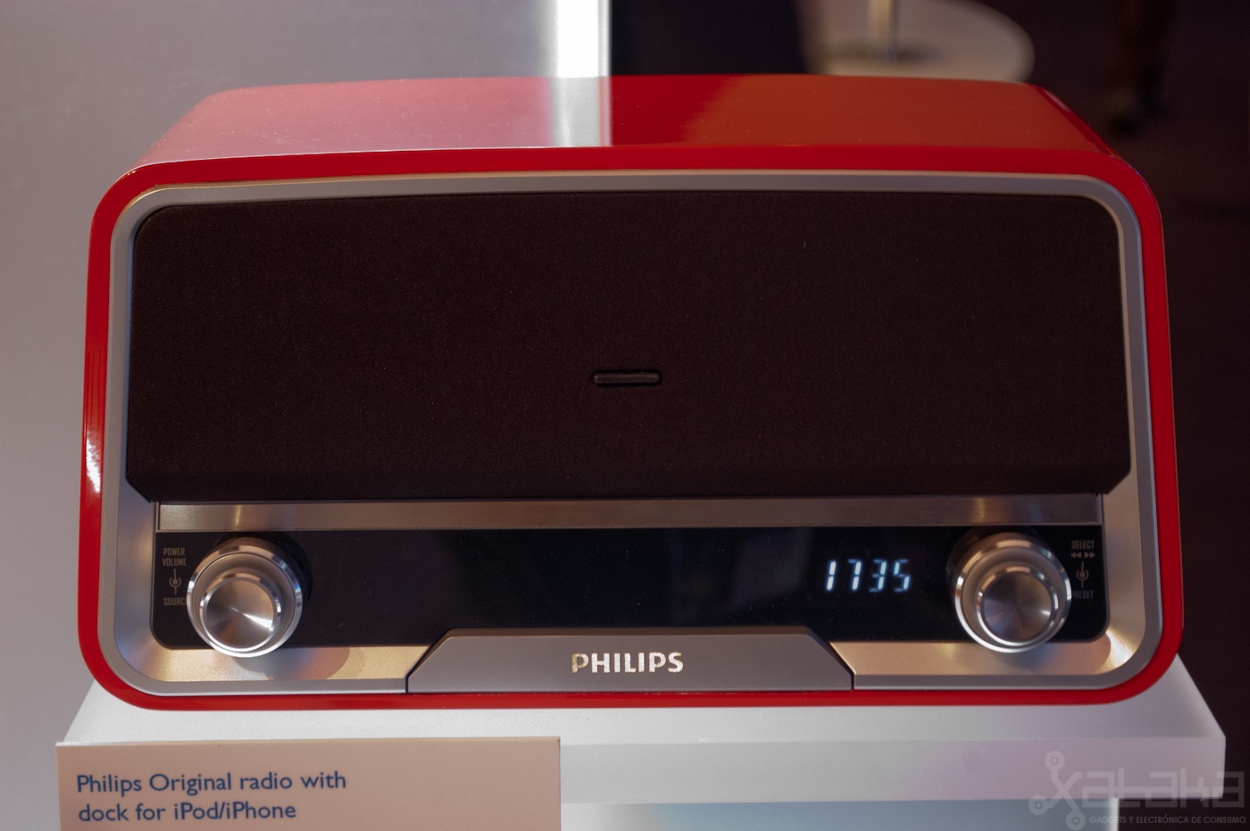 Foto de Philips Original Radio en IFA 2012 (6/6)