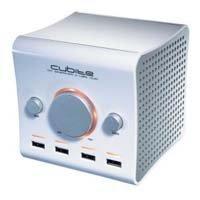 Cubite USB, ¡Que se reproduzca el sonido!