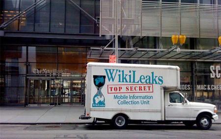 Wikileaks pide explicaciones a Google por entregar éste datos de sus colaboradores a EEUU