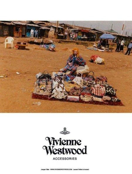 La diseñadora Vivienne Westwood nos deja sin palabras en su campaña Otoño-Invierno 2011/2012