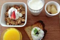 Tres opciones de desayuno ideales para perder peso
