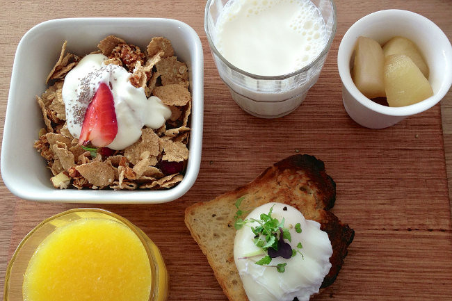 Desayunar avena ayuda adelgazar