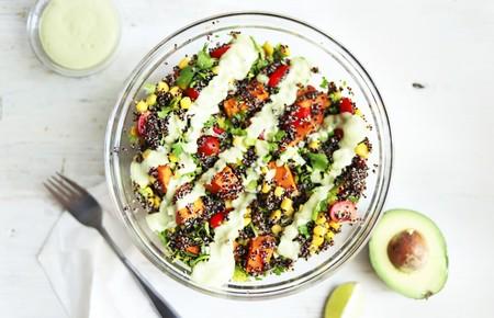 Ensalada De Quinoa Con Vegetales 7953