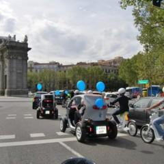 Foto 8 de 9 de la galería ii-marcha-vehiculo-electrico-en-madrid en Motorpasión