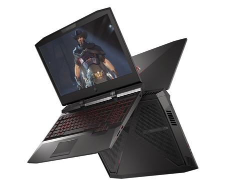 HP Omen X Notebook: overclocking a tres niveles y la bestia parda de NVIDIA para una experiencia gaming sin límites