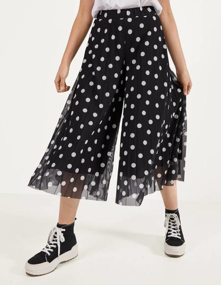 Como Combinar Pantalones De Lunares