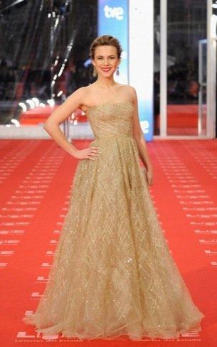Aura Garrido Premios Goya 2011