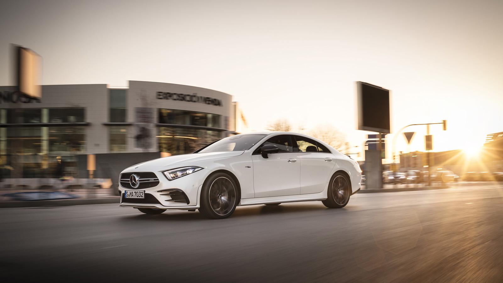 Foto de Mercedes-Benz CLS (2018) (13/19)